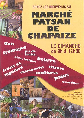 marché-Chapaize