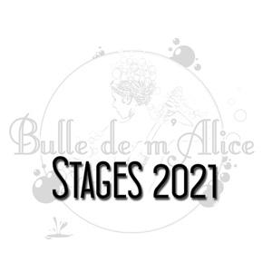 Stages à la savonnerie en 2021