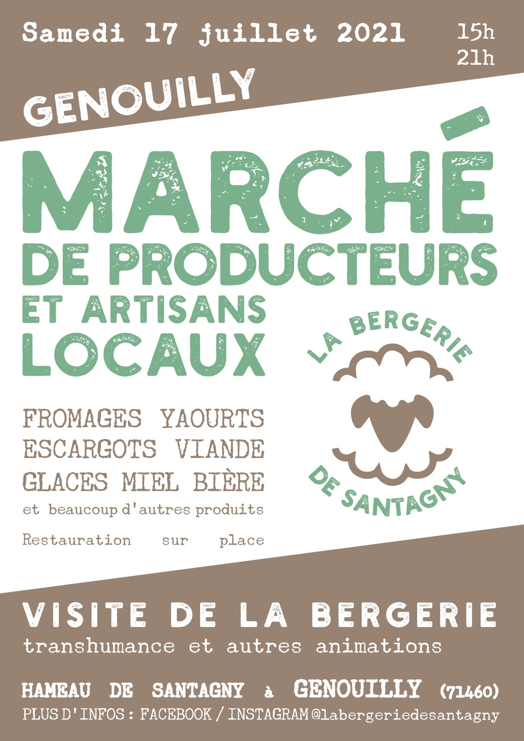 Read more about the article Présence de la savonnerie Bulle de m'Alice aux portes ouvertes de la bergerie de Santagny (Genouilly) le 17/07/21
