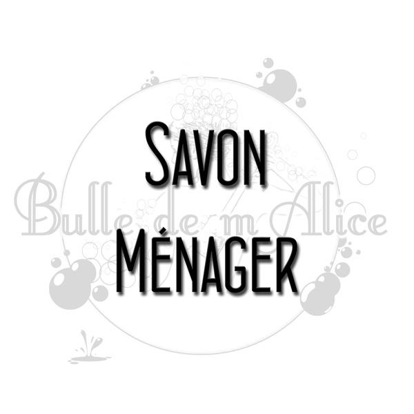 Savon Ménager